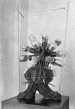 Bundesarchiv B 145 Bild-P049619, Berlin, Ausstellung der Jugend, Roboter-Modell