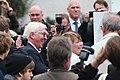 Bundespräsident Steinmeier besucht Skulptur Projekte 2017 in Münster 2.jpg
