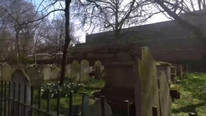 File:Bunhill Fields hyperlapse video.webm