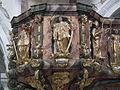 Burgusio-Burgeis, Abbazia di Monte Maria, pulpit 005.JPG