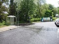 Bus stop and recycling centre Tenterden Drive - geograph.org.uk - 1314628.jpg