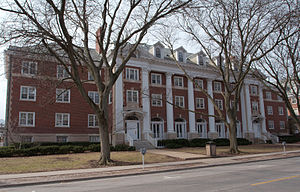 UIUC Residence Halls - Busey-Evans Residence Halls