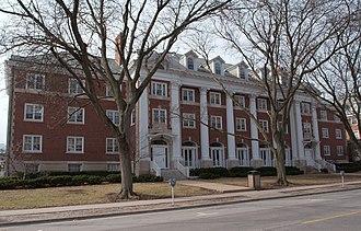 UIUC Residence Halls - Busey-Evans Residence Halls