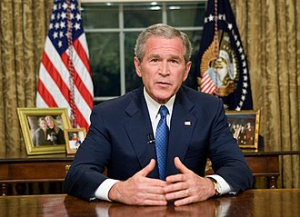 Ripon Society - President George W. Bush addressed the nation on immigration reform on May 15, 2006.