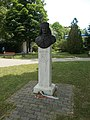 Bust of Francis II Rákóczi by Béla Tóth, 2018 Oroszlány.jpg