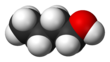 Model ruang n-butanol
