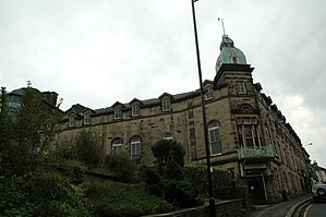 Buxton Museum and Art Gallery - Image: Buxton Museum outside