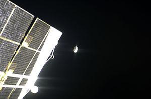 STS-126 - An extravehicular activity (EVA) too...