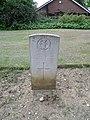 C. J. Weymouth Middlesex Regiment war grave Southgate Cemetery.jpg