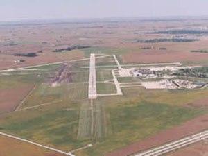 University of Illinois Willard Airport - Image: CMI Airport