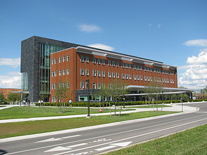 Central Michigan University - Education and Human Services Building at Central Michigan University