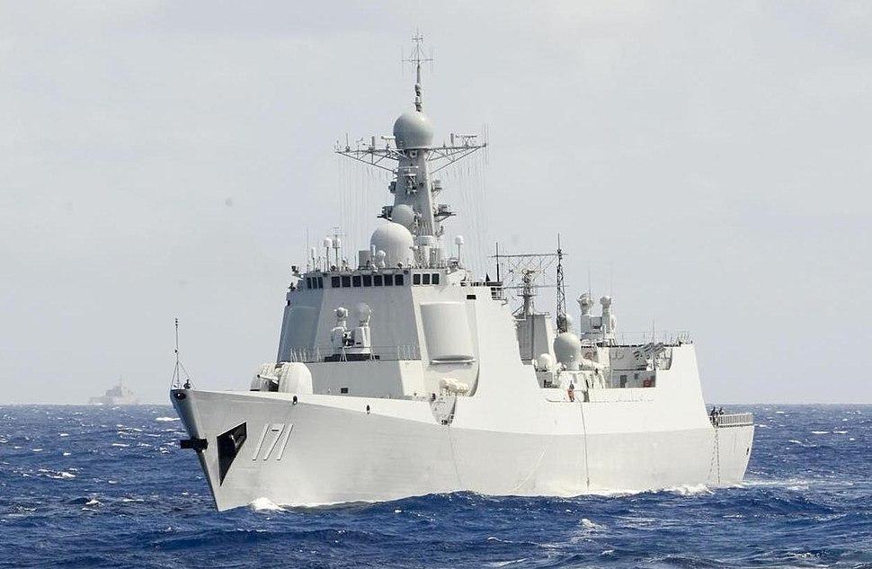 Type 052C destroyer (Luyang II-class)