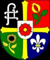 COA abbot CZ Mickl Quirin Johann Christian.png