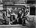 COLLECTIE TROPENMUSEUM Een groep Karo Batak vrouwen TMnr 60011137.jpg