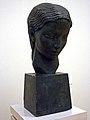 Cabeza de mujer 1912 Oscar Meschaninov (3).JPG