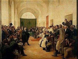 May Revolution 1810 revolution in Buenos Aires