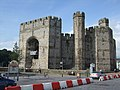 Caernarfon Castle - geograph.org.uk - 2036196.jpg