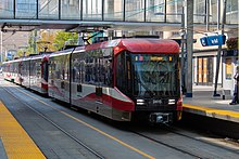 calgary's ctrain system is the third-busiest in north america, after  toronto and guadalajara