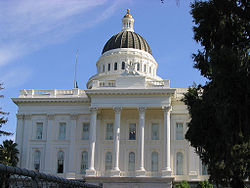 CalifCapitolFront(West)
