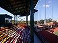 Calvert Hall HS baseball grandstand.jpg