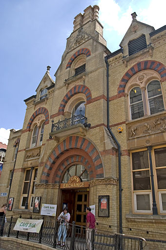 Cambridge Corn Exchange CambridgeCorn.jpg
