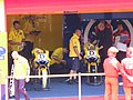 Camel Yamaha Team garage 2006 Mugello 2.jpg