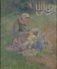 A Wool-Carder