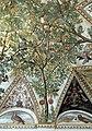 Camillo mantovano, volta della sala a fogliami di palazzo grimani, 1560-65 ca. 39 pesco.jpg