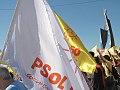 Caminhada na praia de Copacabana - PSOL (14426546429).jpg