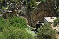 Caminito del Rey, antigua presa entrada al desfiladero de los Gaitanes.jpg