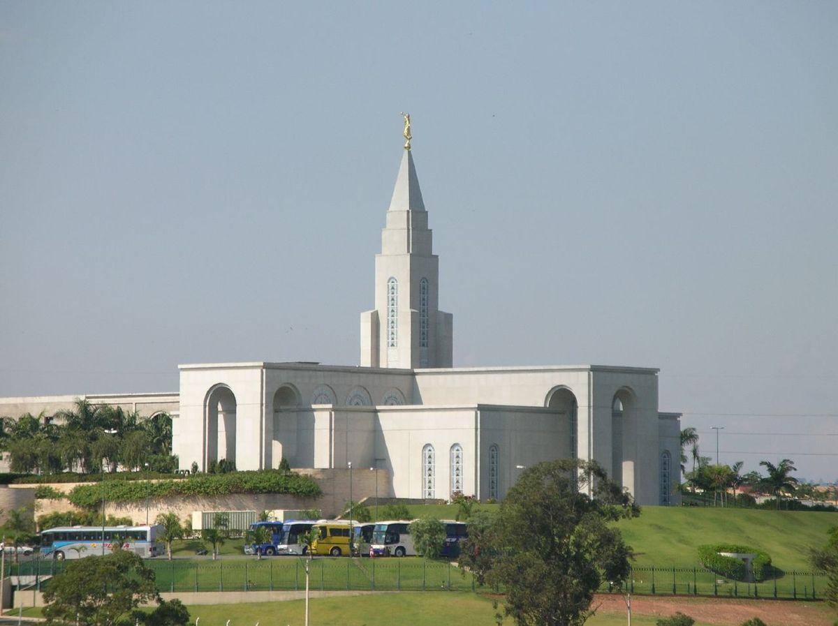 Campinas Brazil Temple - Wikipedia