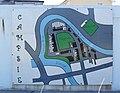 Campsie Mural (Map of Campsie), Campsie, Omagh - geograph.org.uk - 567593.jpg