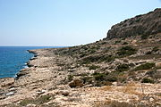 Cape Greco nature trail view, Cyprus.jpg