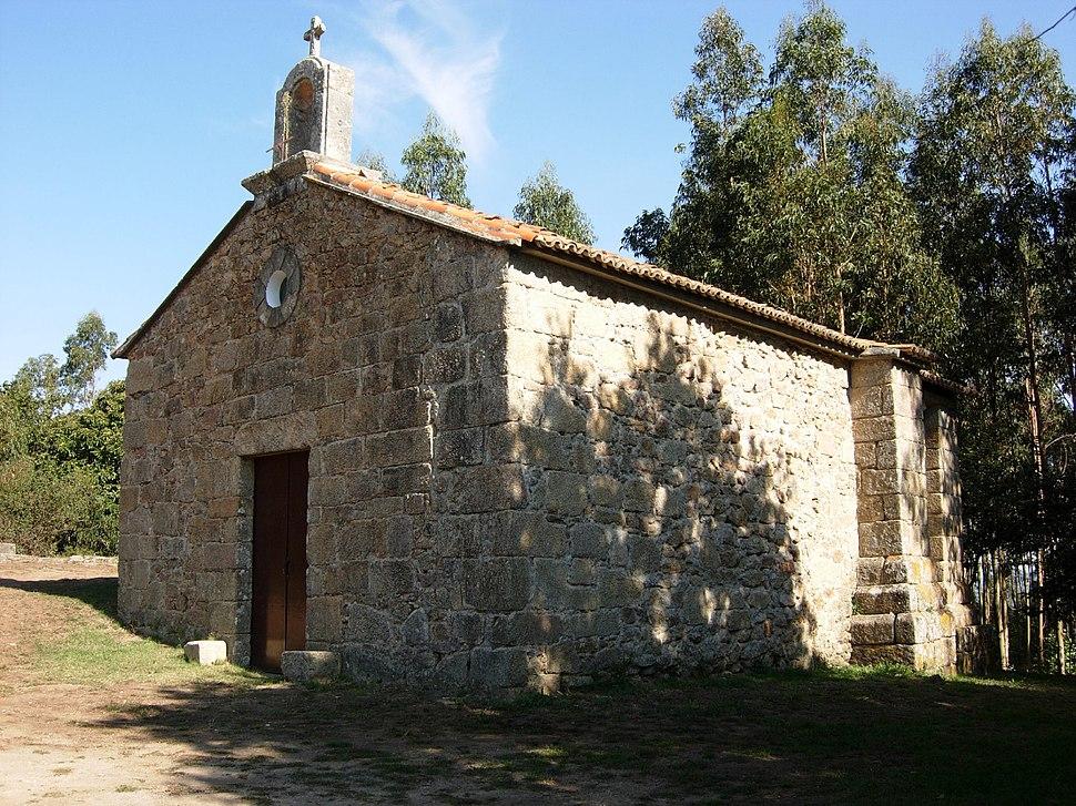 Capela de San Cosme de Sesamo - Culleredo - A Coruña
