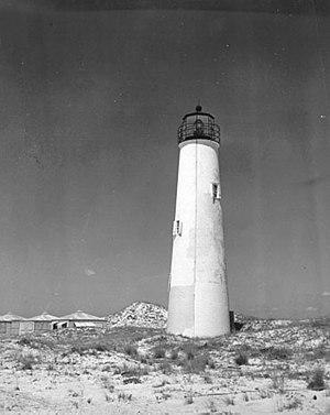 Cape St. George Light - Image: Capestgeorge 1900s
