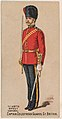 Captain, Coldstream Guards, Great Britain, from the Military Series (N224) issued by Kinney Tobacco Company to promote Sweet Caporal Cigarettes MET DPB874233.jpg