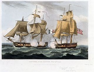 Frigate action of 29 May 1794
