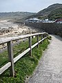 Car park at Sennen Cove - geograph.org.uk - 780449.jpg