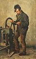 Carl Maria Seyppel (auch Karl Maria Seyppel, 1847 - 1913), Titel - Der Messerschleifer.jpg