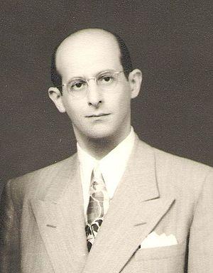 Carl Greenberg - Carl Greenberg, ca. 1950