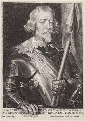 Coloma, Carlos (1566-1637)