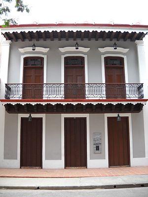Carlos Manuel de Céspedes - Birthplace of Carlos Manuel de Cespedes