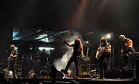 Carpathian Forest at Party.San Metal Open Air 2013 03.jpg