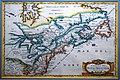 Carte 1650 de la Nouvelle-France par Nicolas Sanson.jpg