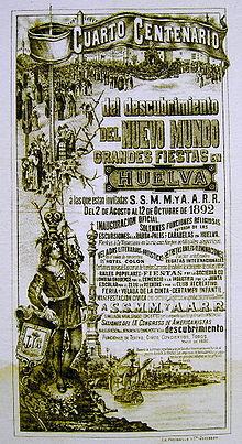 Fiestas Colombinas - Wikipedia, la enciclopedia libre