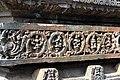 Carvings on the basement Channakeshava temple, Belur(5).jpg