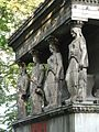 Caryatids, St Pancras New Church, London.JPG