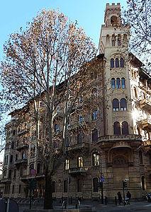 Casa della vittoria wikipedia - Casa della lampadina torino ...