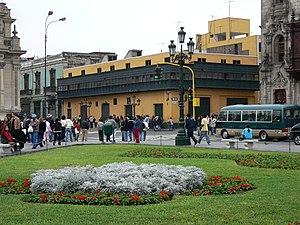 Plaza Mayor, Lima - Casa del Oidor