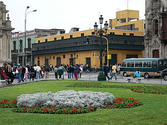 Plaza Mayor, Lima - Casa del Oidor